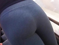 Cum on Ass Delicia de Leg Cinza